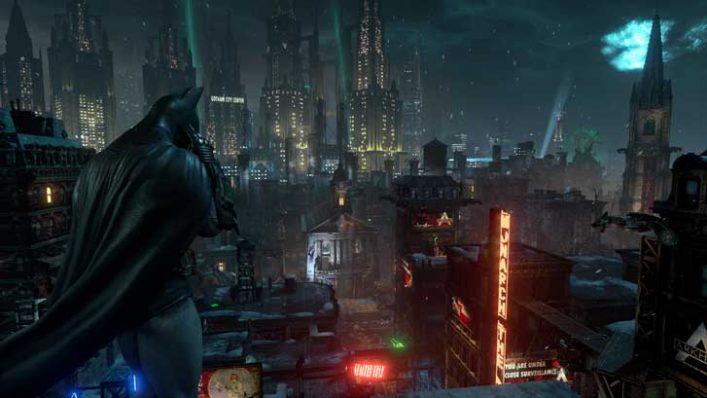 Бэтмен: Аркхем Сити - Идеальное продолжение серии