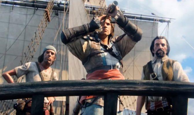 Обзор на Assassins Creed 4 Black Flag Вкус пиратства