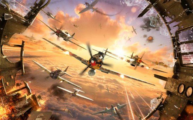 Лучшие игры про самолеты. Авиасимуляторы и аркады