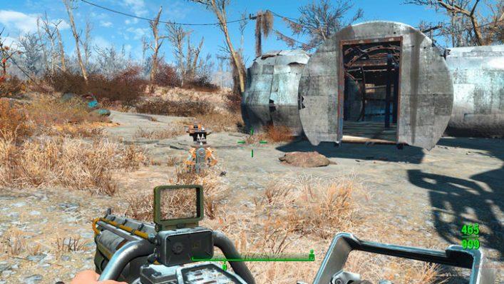 Обзор на Fallout 4 - подробный разбор игры