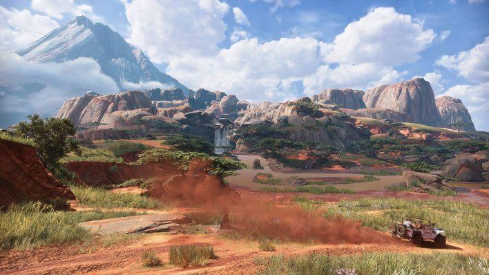 Обзор на игру Uncharted 4 Любителям приключений и загадок