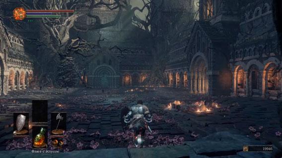 Проклятое великое дерево Dark Souls 3 - гайд по прохождению босса
