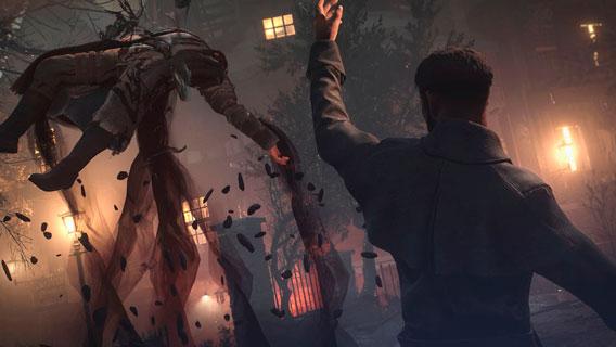 Игра Vampyr – мир глазами вампира