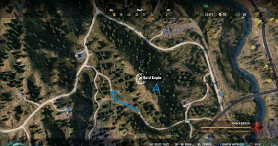 Полный гайд по охоте в игре Far Cry 5