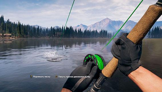 Полный гайд по рыбалке в игре Far Cry 5