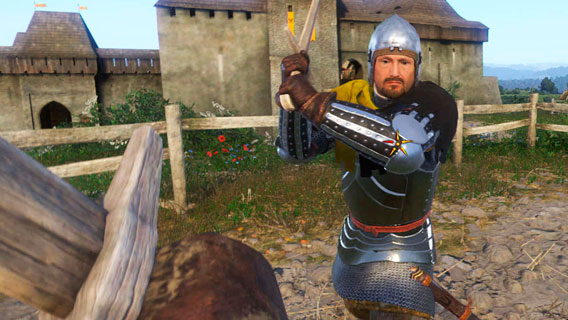 Особенности фехтования Kingdom Come Deliverance - блоки, контратака и комбо