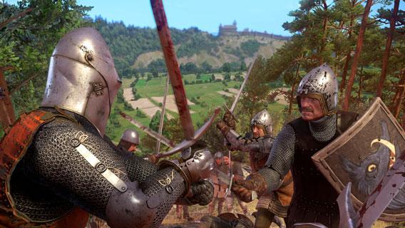 Разбор геймплея игры Kingdom Come Deliverance