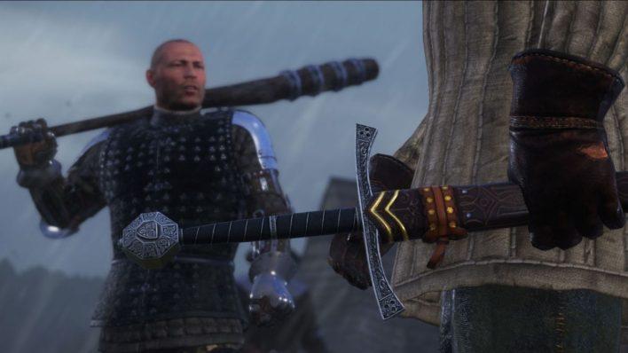 Оружие в Kingdom Come Deliverance - где найти лучший меч?