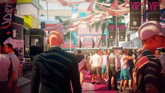Игра Hitman 2 (2018) – тот самый 47-ой