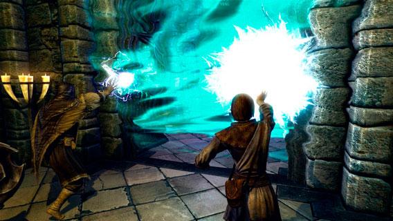 Особенности геймплея в The Elder Scrolls V: Skyrim
