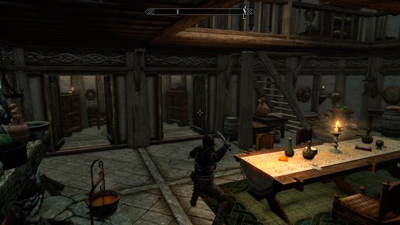 Топ оружие в The Elder Scrolls 5: Skyrim - какой меч круче?