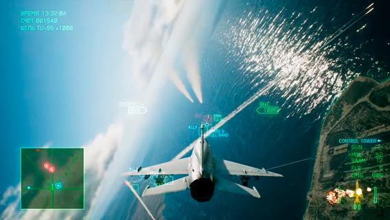 Обзор игры Ace Combat 7 Skies Unknown – на взлет!