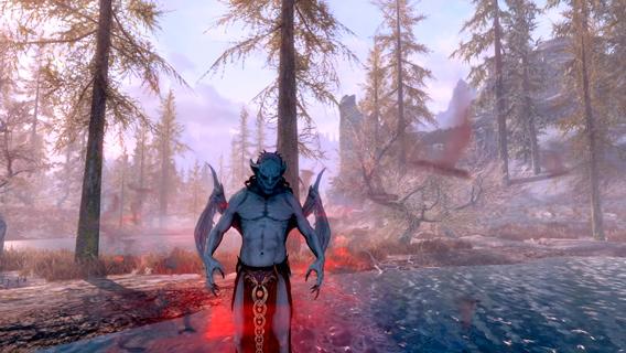 Ликантропия и вампиризм – полезные болезни в The Elder Scrolls 5: Skyrim
