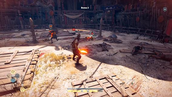 Как правильно и быстро прокачаться в Assassin's Creed Odyssey