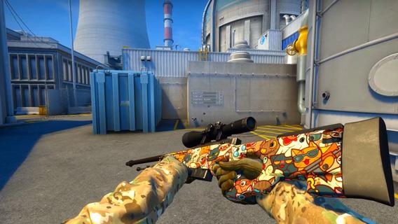 Скины в Counter-Strike GO: почему геймерам интересно раскрасить своё оружие?