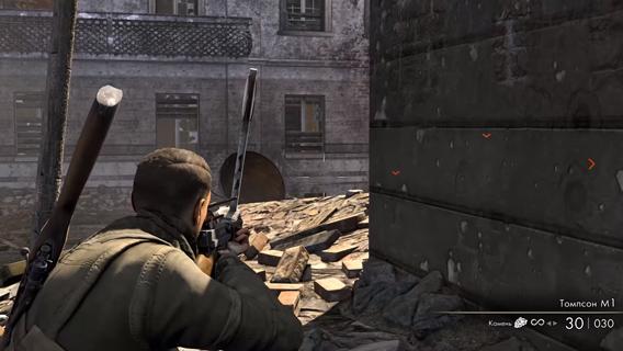 Обзор Sniper Elite V2 Remastered – на Берлин с одной винтовкой