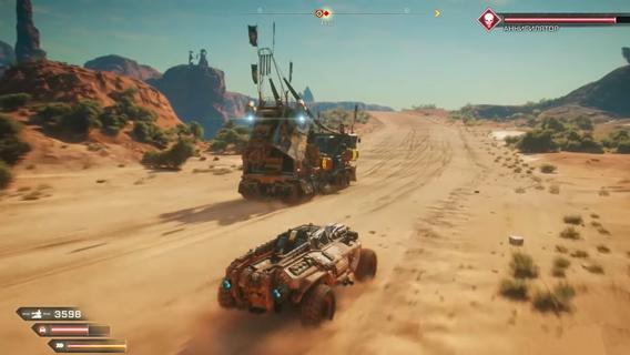 Обзор игры Rage 2 –солянка из безумных шутеров
