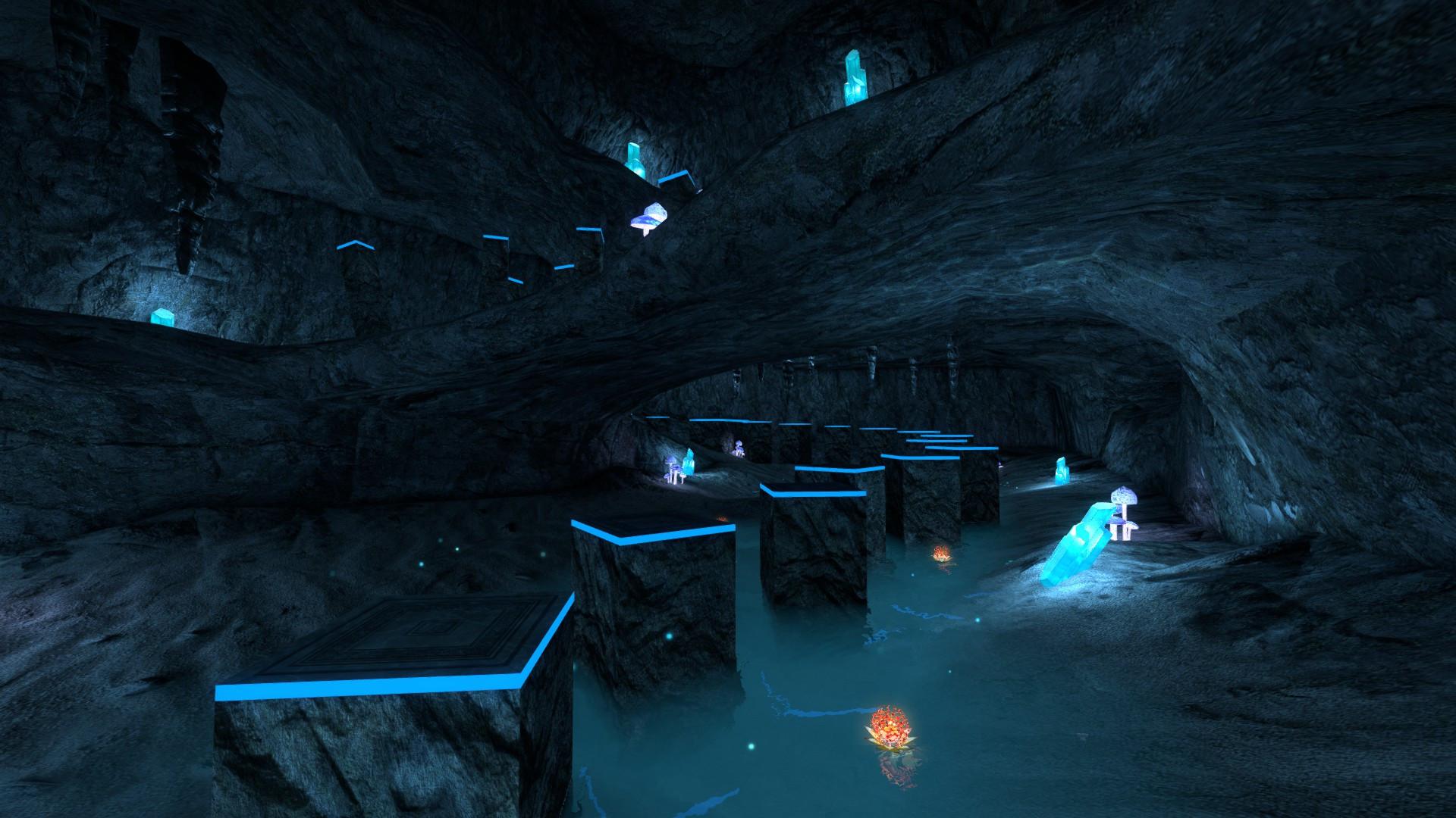 bhop magic cave