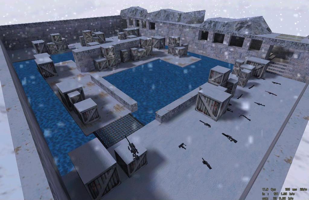 fy cold ice war